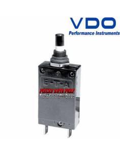 Disjoncteur thermique VDO 12/28v 10 Ampères