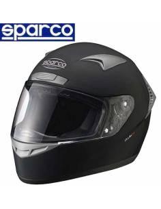 Casque Intégral Karting SPARCO Club X-1 2017 Noir Mat