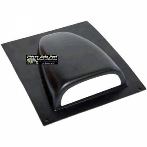 prise d 39 air pour capot en abs noir grand mod le. Black Bedroom Furniture Sets. Home Design Ideas