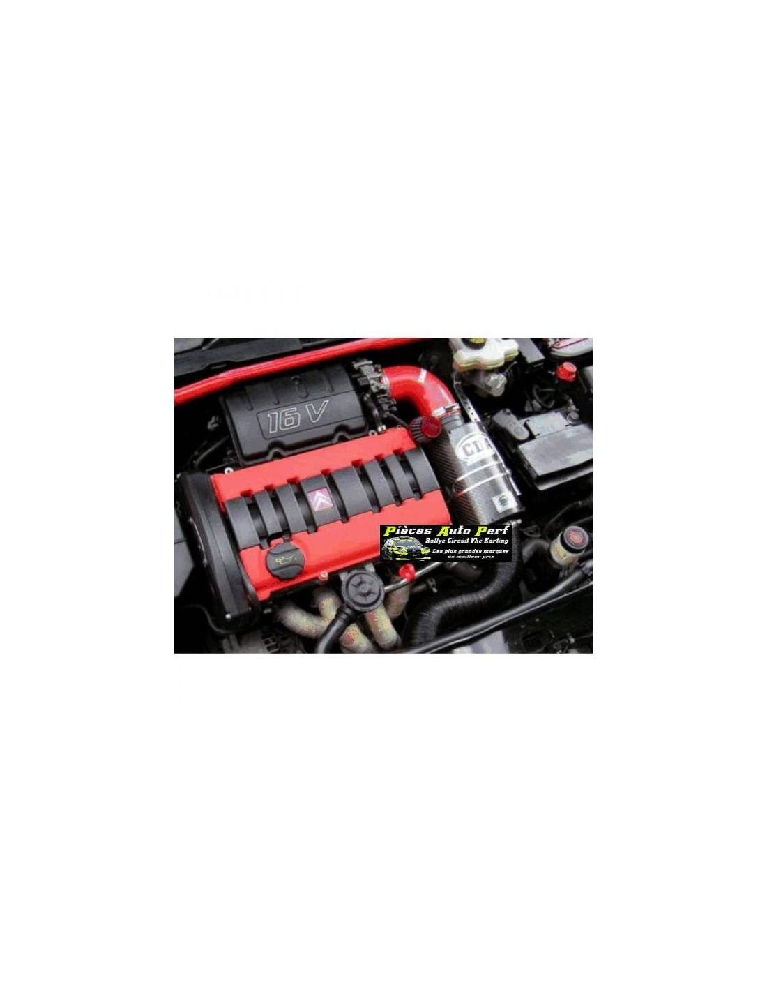 Kit admission dynamique carbone bmc cda pour moteurs 6 et 8 cylindres - Kit reparation carbone ...