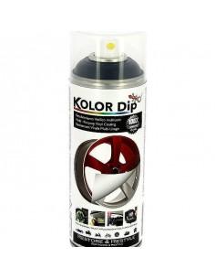 Bombe de peinture plastifiante KOLOR DIP Antracite Métallisé
