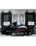 Kit de conversion Xenon H.I.D Compétition Ballasts 75w 6000k Ampoules H1