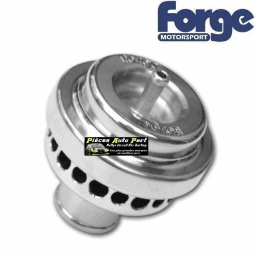 Turbo valve Universel à circuit ouvert simple piston FORGE Motorsport Argent