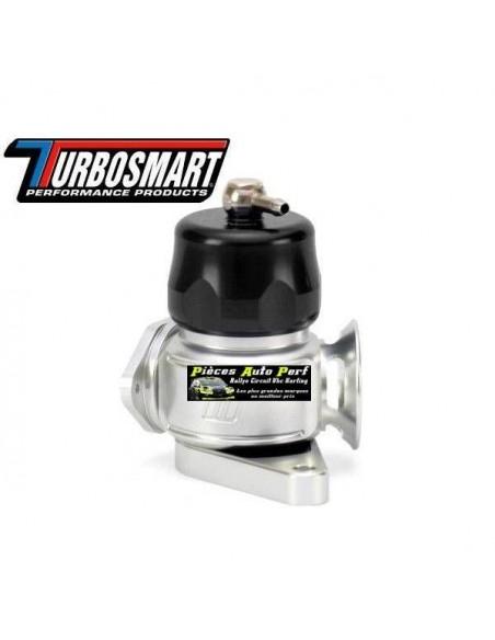 Turbo valve à circuit Ouvert TURBOSMART Noir pour SUBARU Impreza WRX/STi Année 2001 à 2007