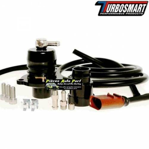 Kit complet Turbo valve circuit fermé TURBOSMART pour Moteurs VAG 2l0 TFSi