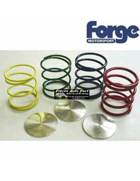 Kit ressorts de tarage pour Turbo valves FORGE Motorsport