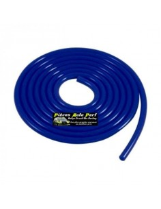 Durite de dépression Silicone Bleu Diamètre 3mm