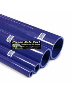 Durite droite silicone renforcé Bleu Longueur 1 mètre Diamètre 11mm