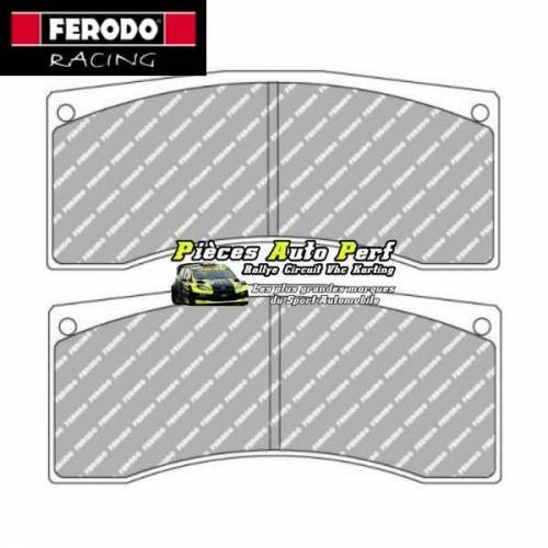 Plaquettes de freins Avant FERODO Racing pour RENAULT Megane 3 RS Groupe N4