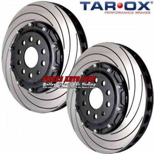 disques de freins avant sur bol tarox f2000 340x28 renault megane 3 rs turbo. Black Bedroom Furniture Sets. Home Design Ideas