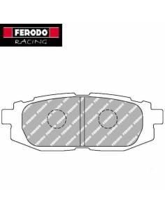 Plaquettes de freins Arrière FERODO Racing pour Subaru BRZ 2l0 16v