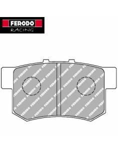 Plaquettes de freins Arrière FERODO Racing pour Suzuki Swift 1l6 16v Sport