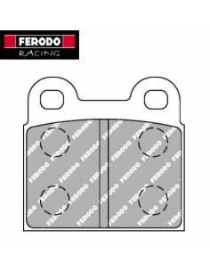 Plaquettes de freins Avant FERODO Racing Simca 1000 Rallye 1
