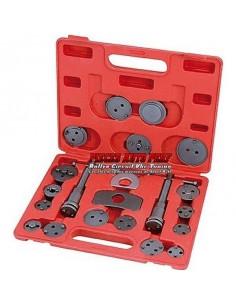Coffret repousse pistons pour étriers de freins 21 pièces