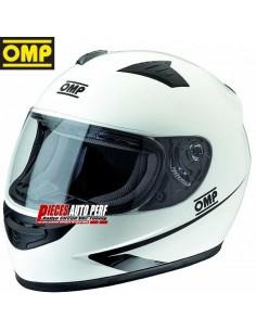 Casque Intégral OMP Circuit 2017 Blanc