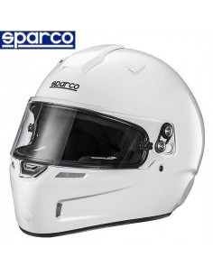 Casque Intégral Karting SPARCO Sky KF-5W 2017 Blanc