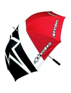 Parapluie ALPINESTARS Noir/Blanc/Rouge