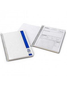 Cahier de notes Co-pilote SPARCO
