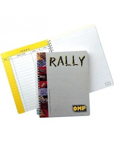 Cahier de notes Co-pilote OMP
