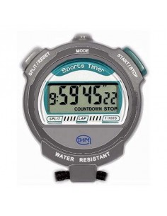 Chronomètre manuel électronique multifonctions