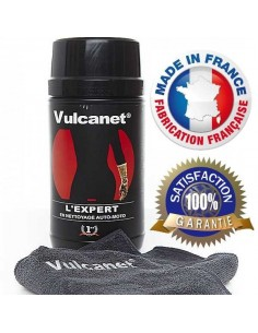 Boîte de 80 Lingettes de Lavage/Lustrage VULCANET