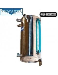 Récupérateur d'huile Universel Inox 2 litres