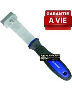 Grattoir plat avec lame coupante interchangeable