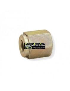 Raccord de freins femelle métal Filetage 7/16x20 JIC