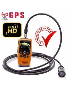 Pack Mini Caméra PRO VTR V2 GPS Full HD 1920x1080p