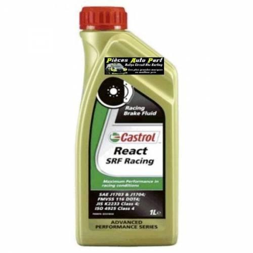 Liquide de frein CASTROL SRF 600 Bidon 1 Litre