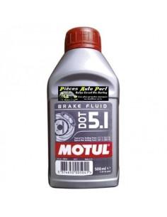 Liquide de frein MOTUL 5.1 Bidon 500ml