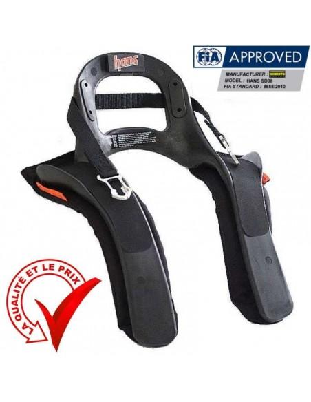 Systeme HANS 3 Performance 20° Homologué FIA Taille M
