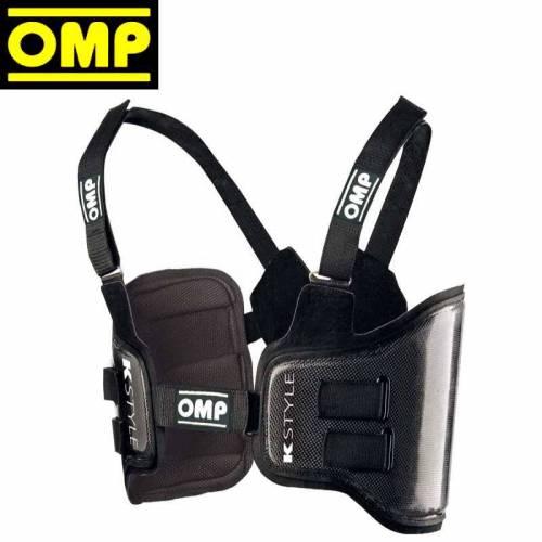 Gilet karting protège cotes carbone OMP MY14