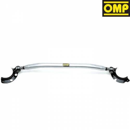 Barre anti-rapprochement Aluminium réglable OMP pour Audi A5 3l0 V6 TDi