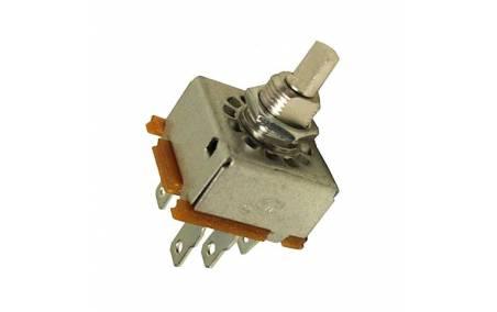 d2TAIL DU Interrupteur rotatif 3 vitesses pour ventilateur de chauffage