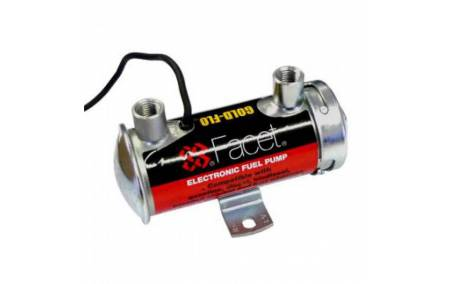 Pompe à essence Transistorisée Basse pression FACET Silver Top 132l/heure