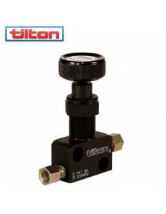 Limiteur/Répartiteur de freinage à molette TILTON