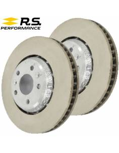 Paire de Disques de freins sur bol 320x28mm pour Renault CLIO 4 RS/RS Trophy