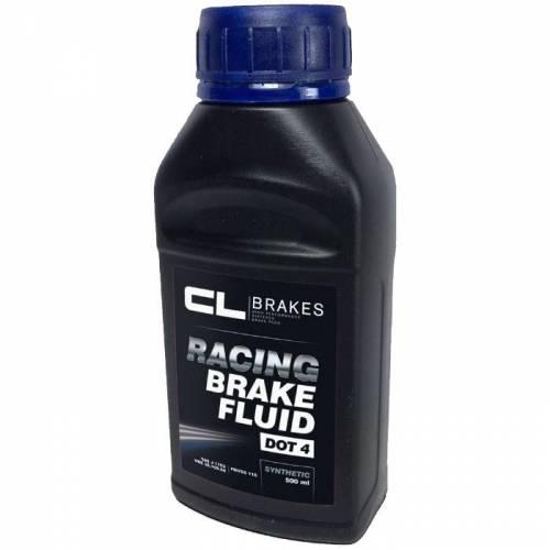 Liquide de frein CL Brakes Racing DOT4 Bidon 500ml