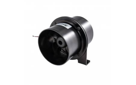 Ventilateur extracteur aluminium 12v 76mm REVOTEC dos