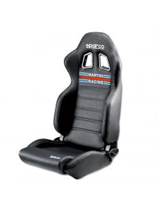 Siège sportif  réglable SPARCO R100 MARTINI Racing Simili-cuir