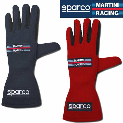Gants VHC FIA SPARCO Land Classic MARTINI RACING