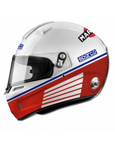 Casque intégral FIA SPARCO AIR RF-5W MARTINI Racing