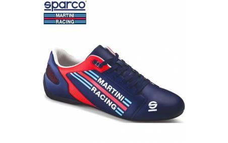 Extérieur des Chaussures SPARCO SL-17 MARTINI Racing