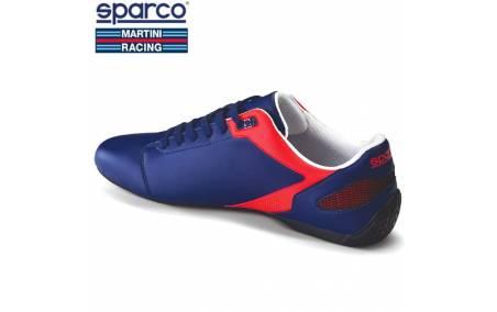 intérieur des Chaussures SPARCO SL-17 MARTINI Racing