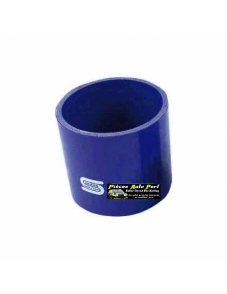 Durite Manchon silicone renforcé Bleu Diamètre 51mm
