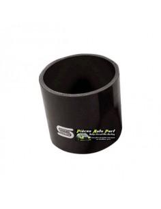 Durite Manchon silicone renforcé Noir Diamètre 54mm