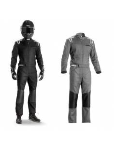 Combinaison mécanicien SPARCO MS 5 Noir/Gris