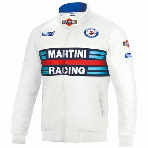 Blouson homme MARTINI Racing blanc