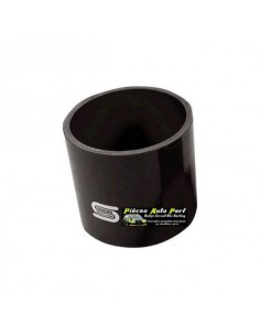 Durite Manchon silicone renforcé Noir Diamètre 57mm